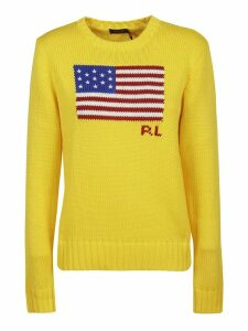 Polo Ralph Lauren Flag Sweater