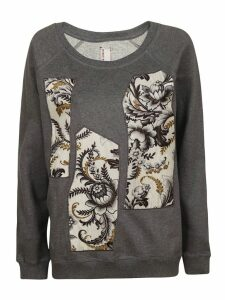 Antonio Marras Patch Detail Sweatshirt