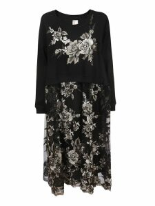 Antonio Marras Floral Dress