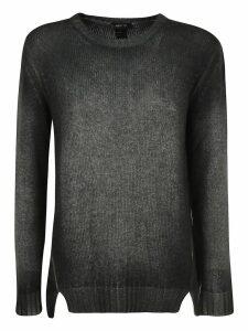 Avant Toi Round Neck Shadows Sweater