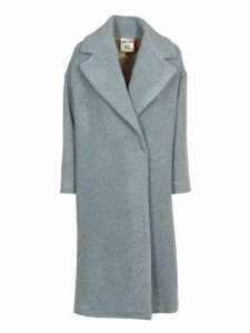 SEMICOUTURE Light Blue Coat