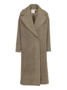 SEMICOUTURE Brown Coat