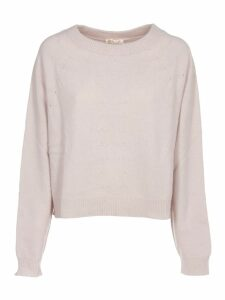 SEMICOUTURE Wool And Cachmere Blend Sweater