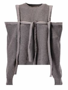 Stella McCartney Off Shoulder Sweater