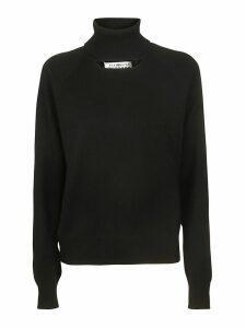 Maison Margiela High Neck Sweater