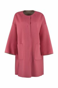 Weekend Max Mara Drava Reversible Wool Coat