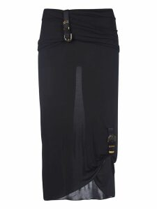 Versace Asymmetric Skirt