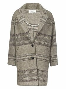 Isabel Marant Striped Coat