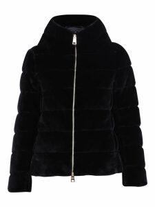 Herno Faux Fur Jacket