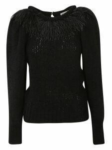 Philosophy di Lorenzo Serafini Fringed Sweater