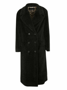 Ermanno Ermanno Scervino Belted Double Breasted Coat