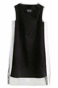 Maison Margiela Midi Dress With Stitching
