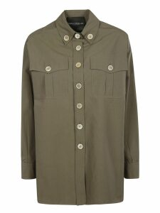 Erika Cavallini Buttoned Pocket Shirt
