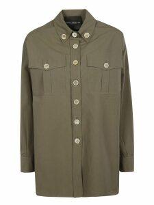Erika Cavallini Buttoned Pocket Shirt