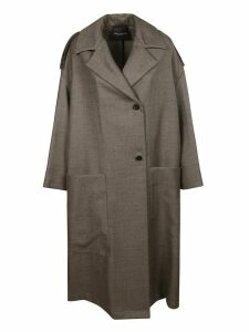 Erika Cavallini Oversized Coat