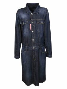 DSquared2 Denim Oversized Dress