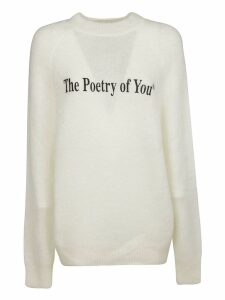 MSGM The Poetry of You Sweater