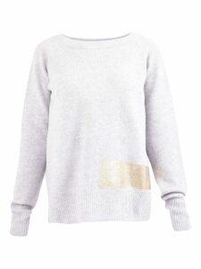 Pinko Grey Sweater