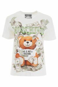 Moschino Teddy Dollar T-shirt