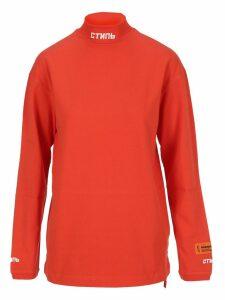 Heron Preston Turtleneck T-shirt