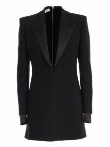 Philosophy di Lorenzo Serafini Dress L/s Revers Neck Satin W/zip Behind