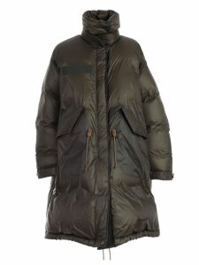 Sacai Parka Nylon High Neck