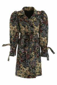 WANDERING Jacquard Coat