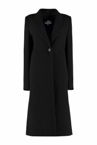 Maison Margiela Wool Long Coat