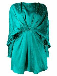 The Attico Stars Mini Dress