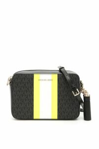 MICHAEL Michael Kors Mk Stripe Ginny Camera Bag