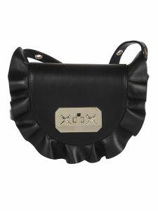 RED Valentino Rock Ruffles Belt Bag