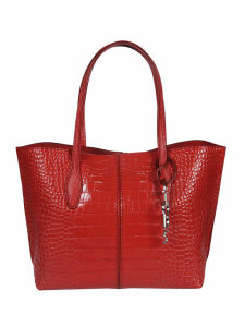 Tods Shopping Media Tote
