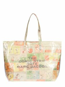 Marc Jacobs Printed Shopper Bag