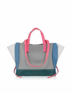 Jerome Dreyfuss Georges M Leather Tote Bag