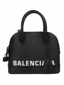 Balenciaga Ville Top Handle Tote