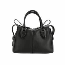 Tods Mini Bag Tods Small D Bag In Leather With Shoulder Strap