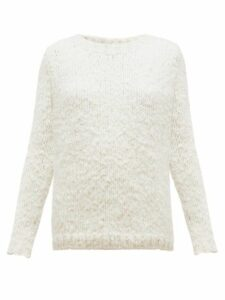 Gabriela Hearst - Lawrence Cashmere Sweater - Womens - Ivory