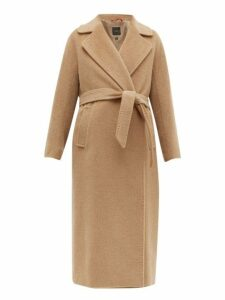 Weekend Max Mara - Corona Coat - Womens - Camel