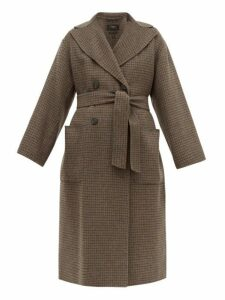 Weekend Max Mara - Orense Coat - Womens - Brown Multi