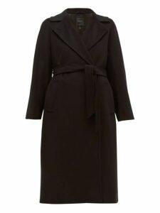 Weekend Max Mara - Ottana Coat - Womens - Black
