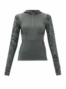 Adidas By Stella Mccartney - Run Base Layer Jacket - Womens - Black