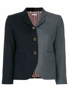 Thom Browne Fun Mix Wool Sport Coat - Grey