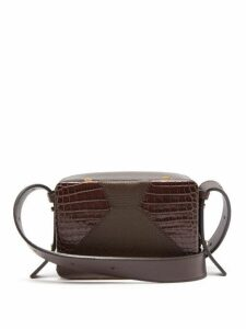 Lutz Morris - Maya Grained Leather Cross Body Bag - Womens - Brown