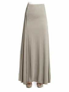 Jacinda Mesh Jersey Maxi Skirt
