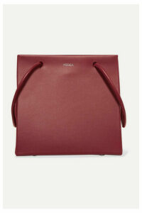 MEDEA - Ice Leather Tote - Red