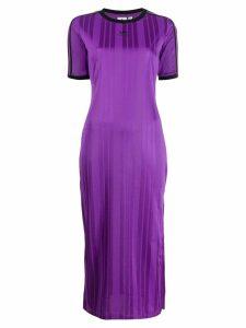 adidas sports dress - Purple