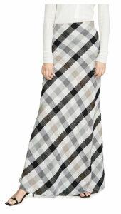 Rosetta Getty Bias Skirt