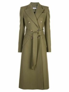 Altuzarra 'Bailey' coat - Green