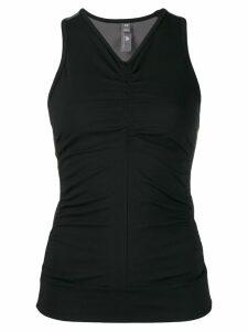Adidas By Stella Mccartney racerback vest - Black