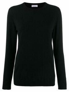 Brunello Cucinelli long sleeve sweater - Black